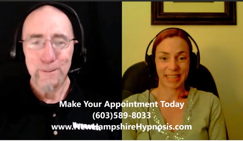 Hypnosis helped her become a non-smoker